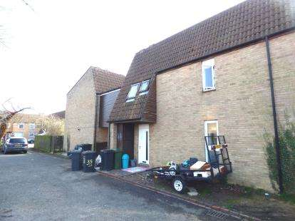 3 Bedrooms End Of Terrace House for sale in Wheatdole, Orton Goldhay, Peterborough, Cambridgeshire