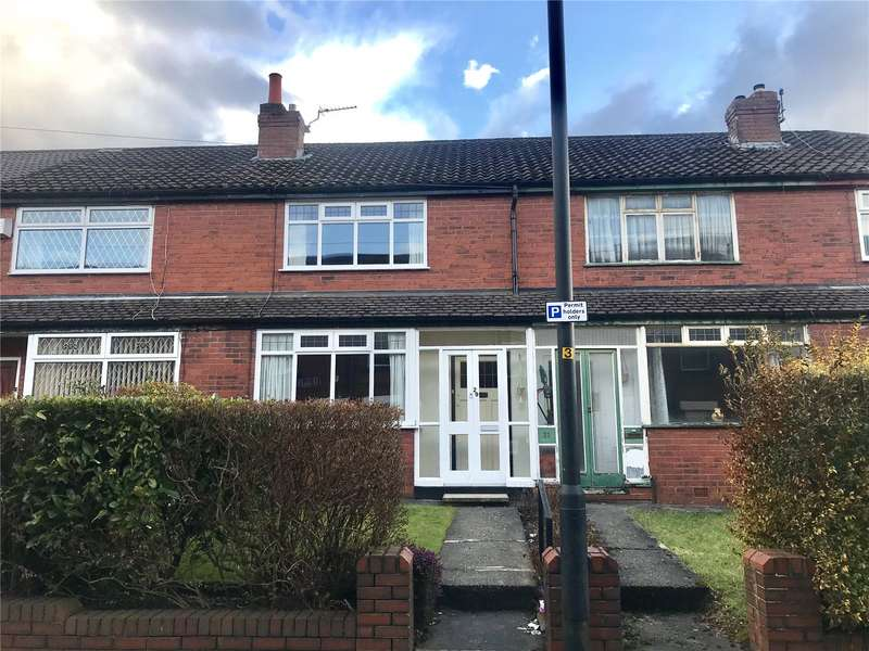 2 Bedrooms Terraced House for sale in Furtherwood Road, Chadderton, Oldham, Greater Manchester, OL1