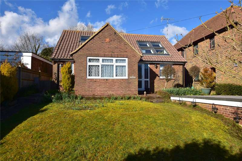 3 Bedrooms Detached Bungalow for sale in Ring Road, North Lancing, West Sussex, BN15