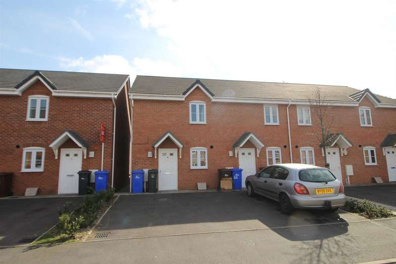 2 Bedrooms Town House for sale in Saw Mill Way, Burton On Trent