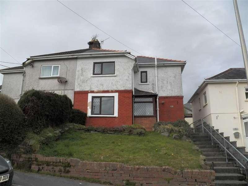3 Bedrooms Semi Detached House for sale in Y Rhos, Llanelli