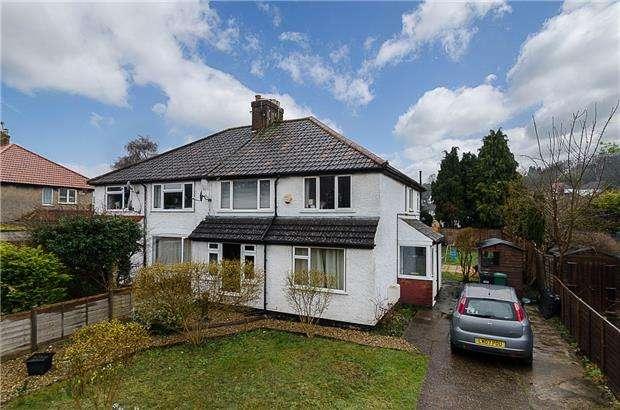2 Bedrooms Maisonette Flat for sale in Brighton Road, Hooley, COULSDON, Surrey, CR5 3EF