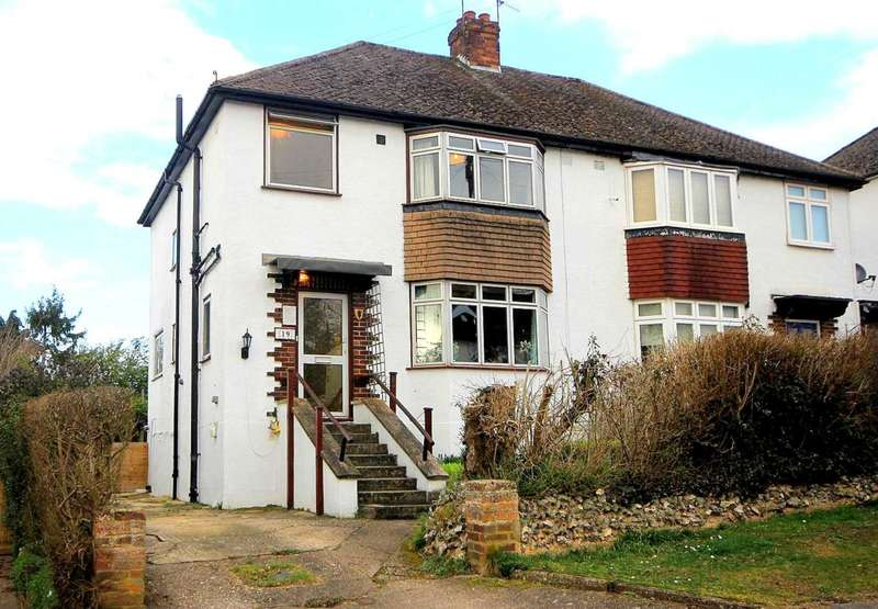 3 Bedrooms Semi Detached House for sale in 3 BEDBAY FRONTED SEMI with approx 100` REAR GARDEN