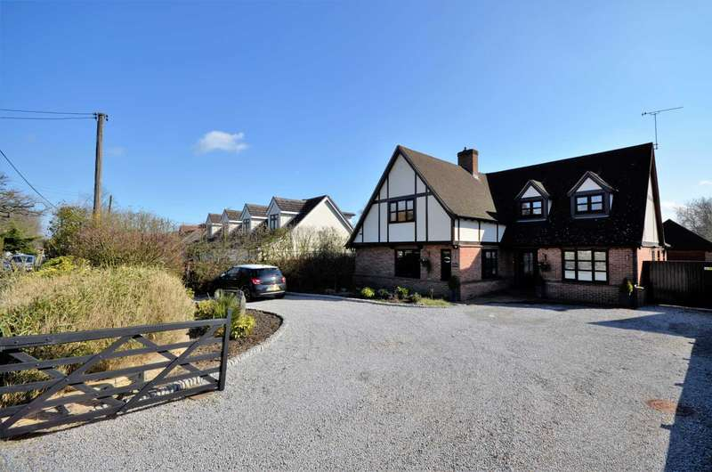 4 Bedrooms Detached House for sale in Homestead Road, Billericay