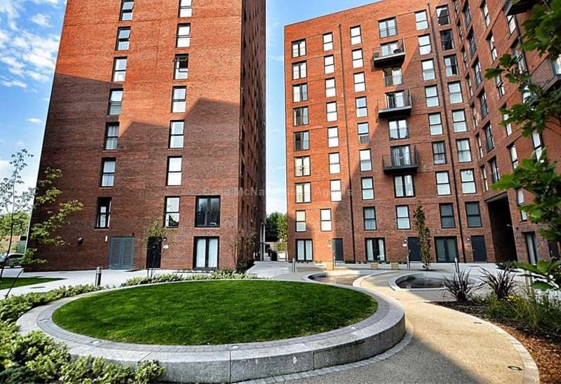 2 Bedrooms Apartment Flat for sale in Alto, Sillivan Way, Manchester