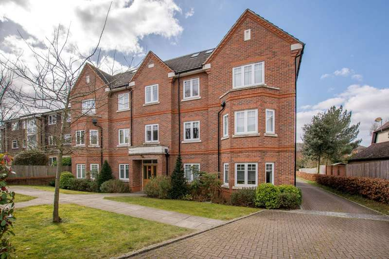 2 Bedrooms Flat for sale in Albion Road, Sutton, SM2