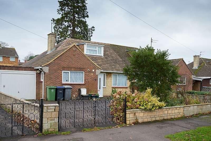 3 Bedrooms Bungalow for sale in St. Thomas Road, Trowbridge, Wiltshire, BA14