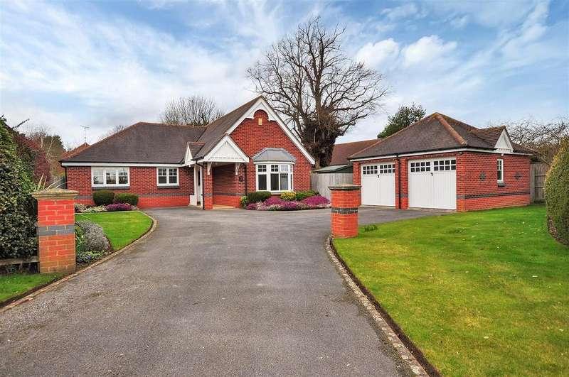 3 Bedrooms Detached Bungalow for sale in Parfitt Drive, Farnsfield