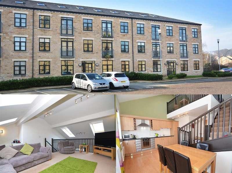 2 Bedrooms Apartment Flat for sale in Tenterfields House, Meadow Road, Apperley Bridge