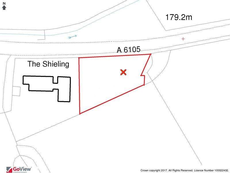 Land Commercial for sale in The Bungalow Plot, Huntlywood, Earlston