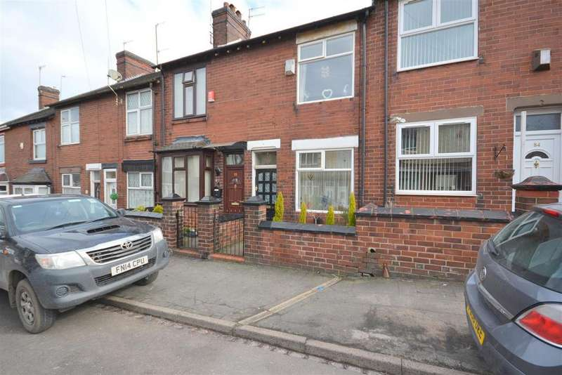 2 Bedrooms Terraced House for sale in Chorlton Road, Birches Head, Stoke-On-Trent
