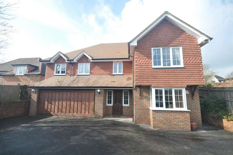 5 Bedrooms Detached House for sale in EPSOM