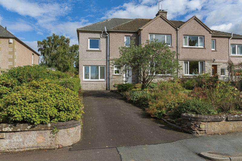 4 Bedrooms Semi Detached House for sale in Chilla, 42 Ormiston Terrace, Melrose