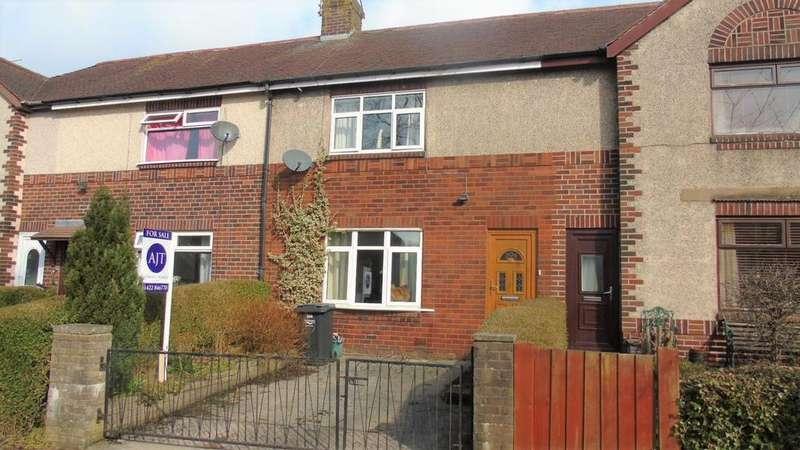 2 Bedrooms Terraced House for sale in Oak Avenue, Todmorden, OL14