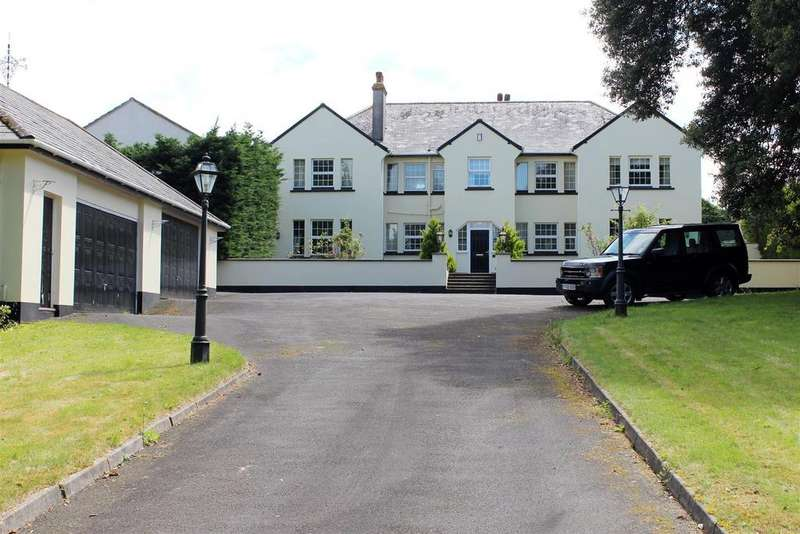 5 Bedrooms Detached House for sale in Brynsworthy, Barnstaple