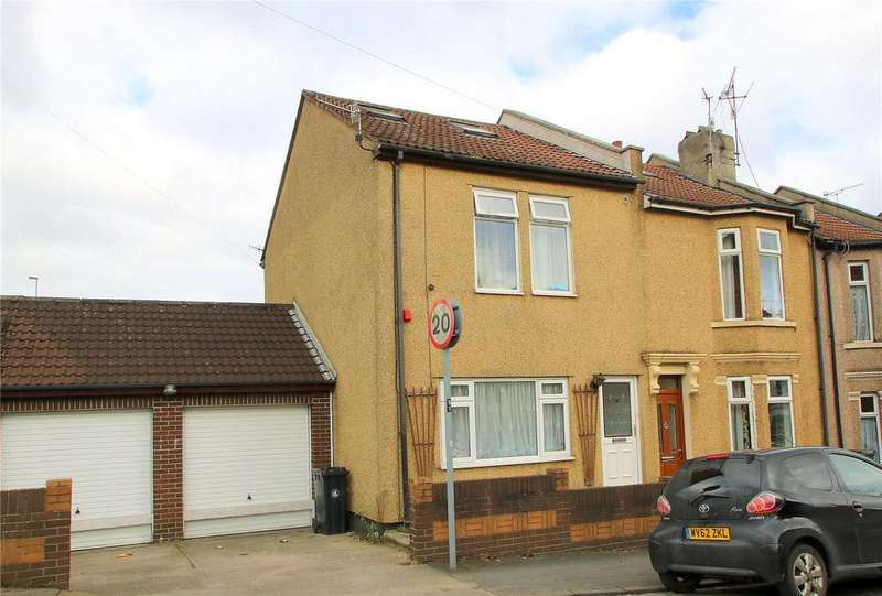 4 Bedrooms End Of Terrace House for sale in Hall Street, Bedminster, Bristol, BS3