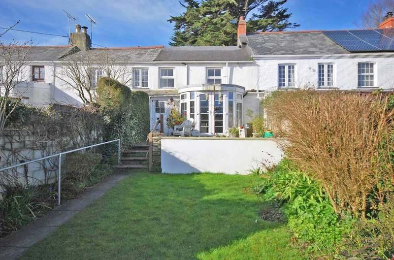 4 Bedrooms Terraced House for sale in Beach Road, Crantock, Nr. Newquay, Cornwall, TR8