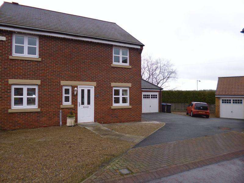4 Bedrooms Detached House for sale in St Phillips Close, Bishop Auckland
