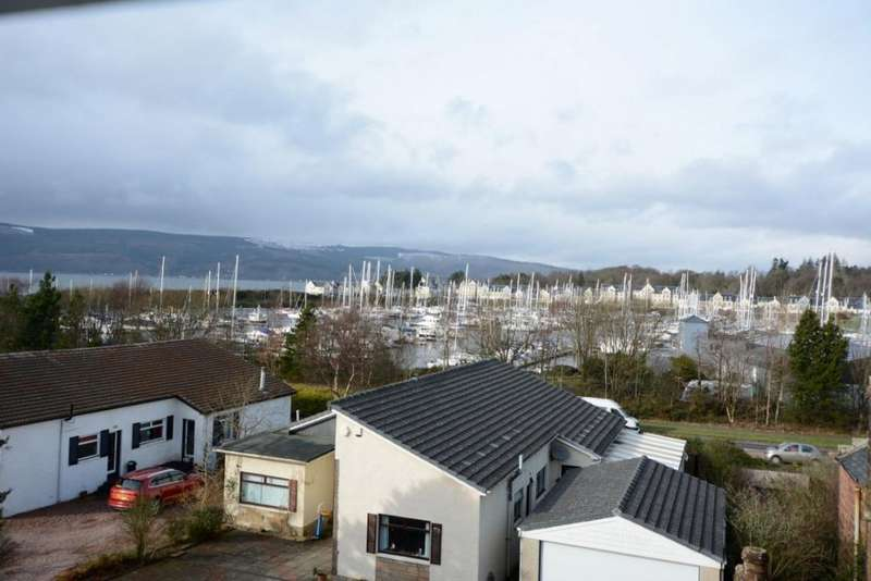 2 Bedrooms Flat for sale in Ivybank, Main Street, Inverkip, PA16 0AT
