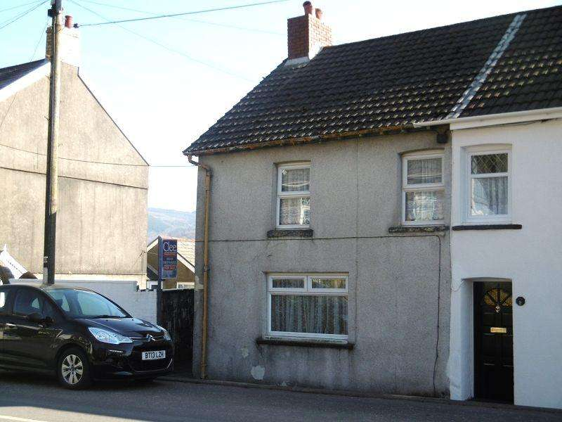 2 Bedrooms Terraced House for sale in Stag Terrace, Abergarwed, Neath, Neath Port Talbot.