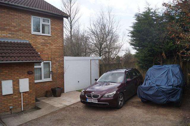 2 Bedrooms Semi Detached House for sale in Garrick Drive, Thornhill, Thornhill, Cardiff CF14