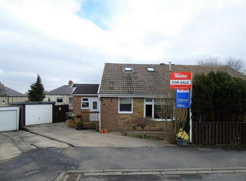 4 Bedrooms Semi Detached House for sale in Beldon Park Close, Wibsey, Bradford, BD7 4LD
