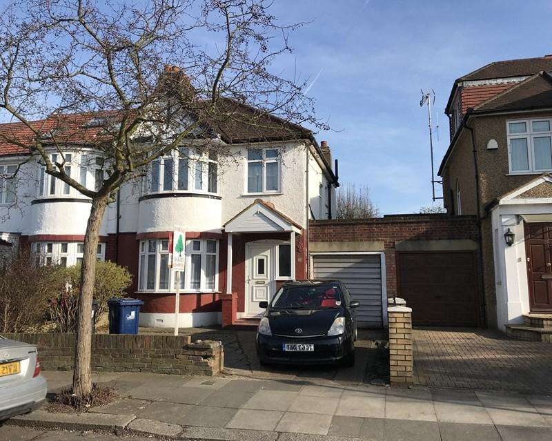 3 Bedrooms End Of Terrace House for sale in Huxley Gardens, London