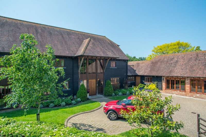6 Bedrooms Detached House for sale in High Street, Fordwich, CT2