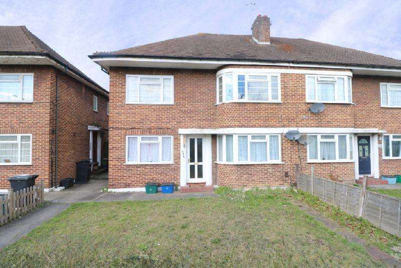 2 Bedrooms Maisonette Flat for sale in Brighton Road, South Croydon