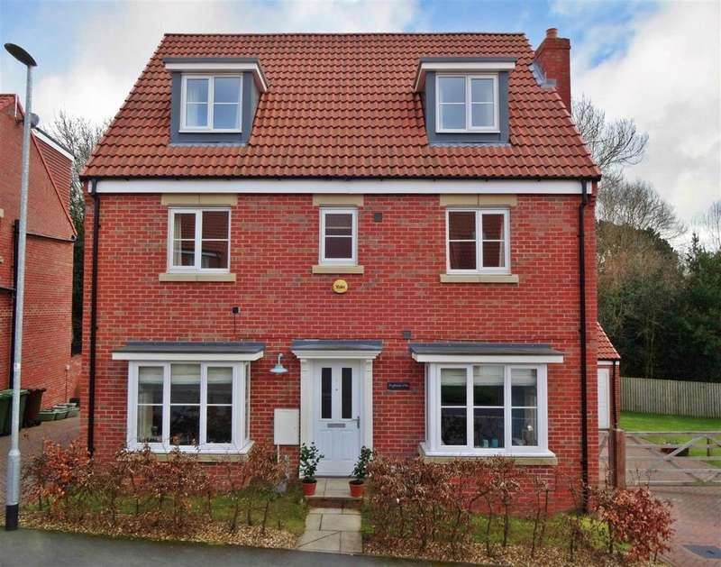 5 Bedrooms Detached House for sale in Greenlea Close, Yeadon, Leeds