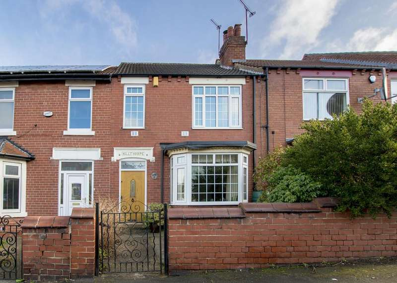3 Bedrooms Terraced House for sale in Norborough Road, Wheatley, Doncaster