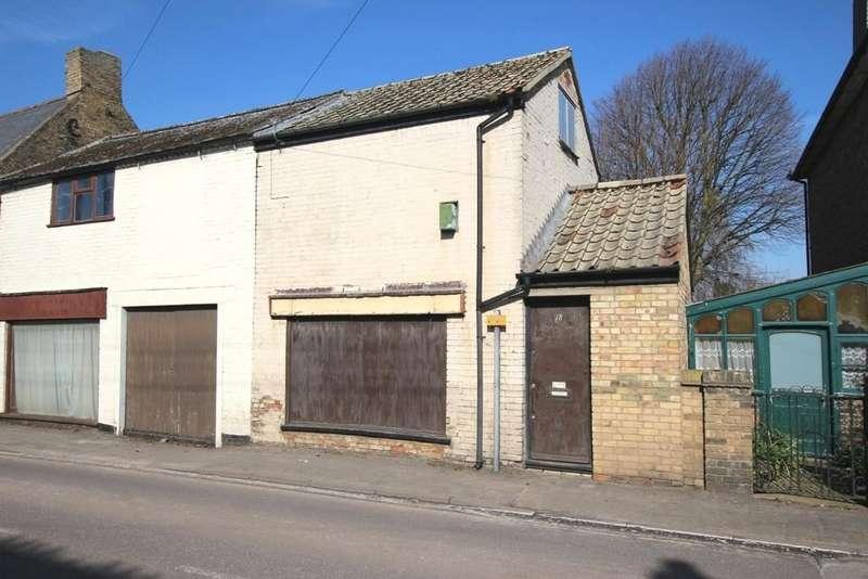 1 Bedroom Semi Detached House for sale in Wellington Street, Littleport