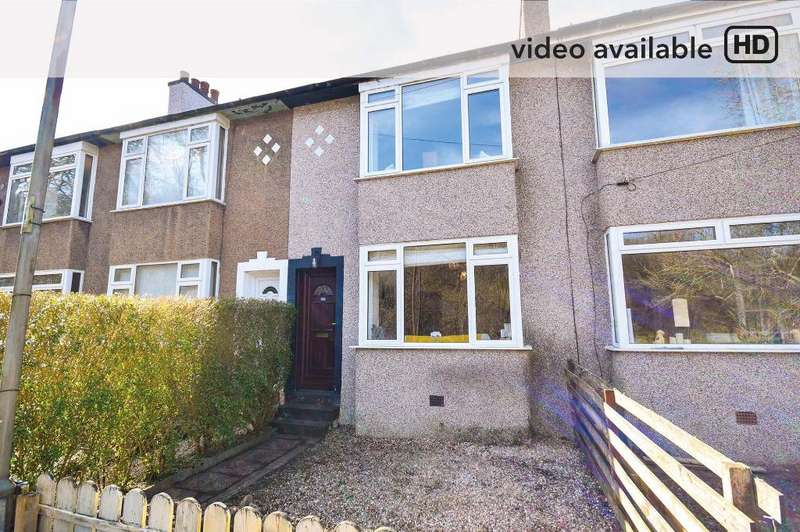 2 Bedrooms Terraced House for sale in Monteith Drive , Stamperland, Glasgow, G76 8NZ