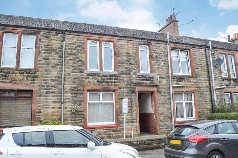1 Bedroom Flat for sale in Oswald Street, Falkirk, Falkirk, FK1 1QL