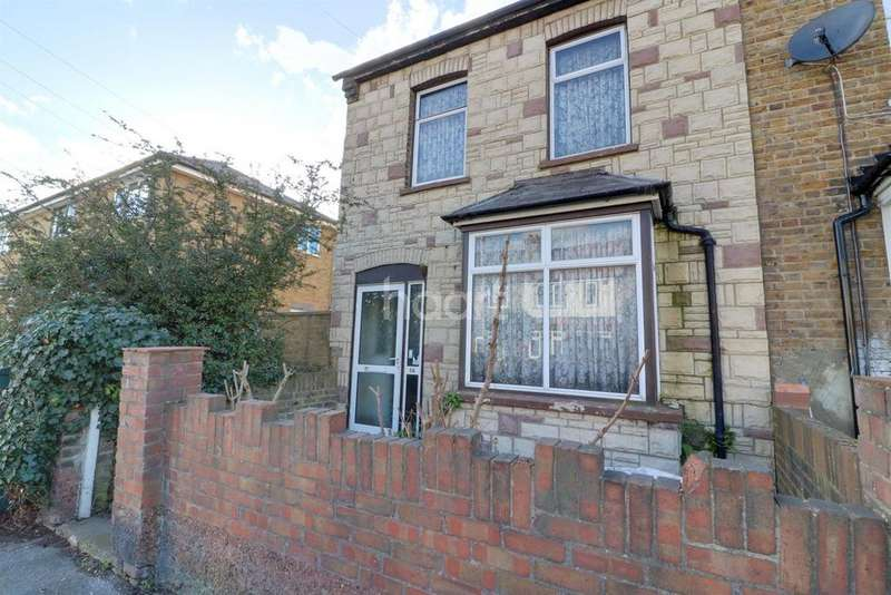 2 Bedrooms End Of Terrace House for sale in Hayes End
