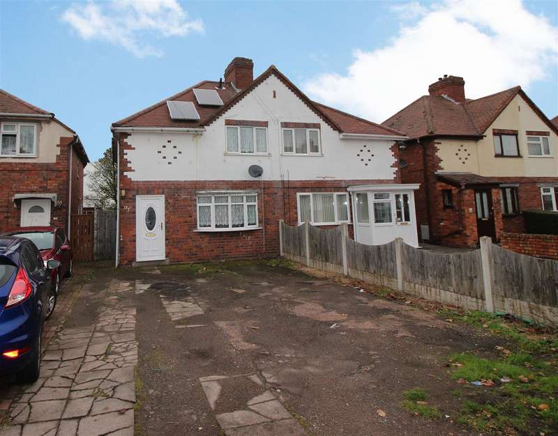 2 Bedrooms Semi Detached House for sale in Coronation Road, Pelsall