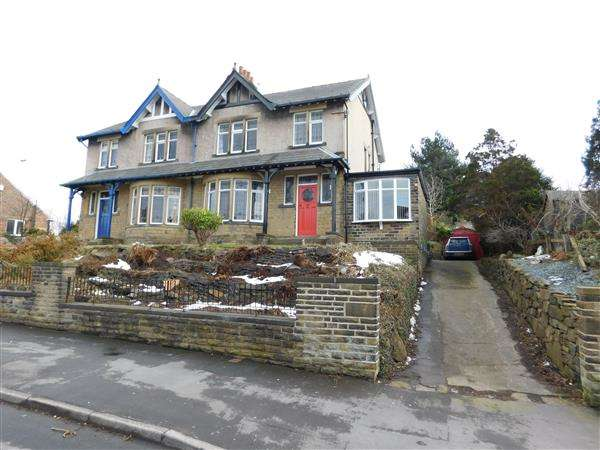 4 Bedrooms Semi Detached House for sale in Lister Avenue, Bradford