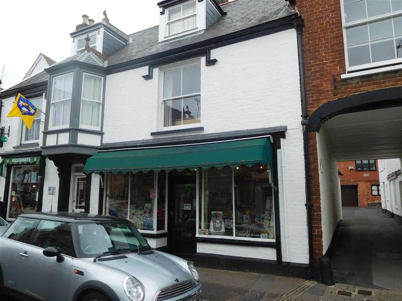 2 Bedrooms Commercial Property for sale in Business FOR SALE The Pet Shop, 11A Fore Street, Topsham