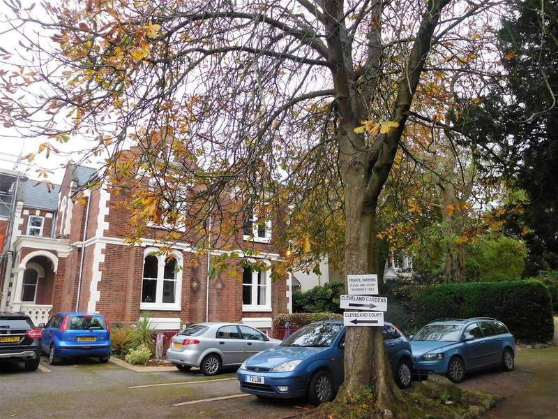 2 Bedrooms Apartment Flat for sale in Cleveland Court, Grosvenor Place, Exeter