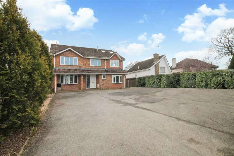 6 Bedrooms Detached House for sale in Magna Road, Bournemouth
