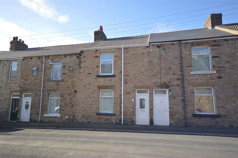 2 Bedrooms Terraced House for sale in Coronation Terrace, Stanley