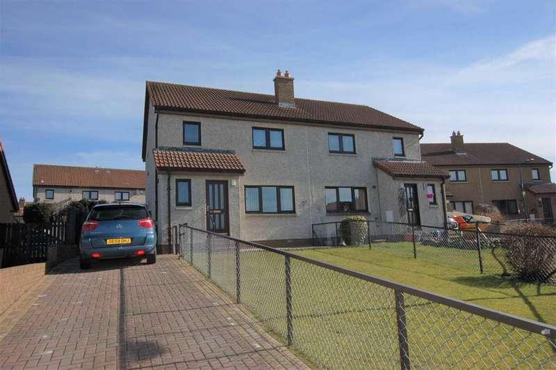 3 Bedrooms Semi-detached Villa House for sale in Dundas Gardens, Gorebridge
