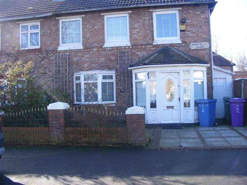 3 Bedrooms Semi Detached House for sale in Sandyville Road, Liverpool
