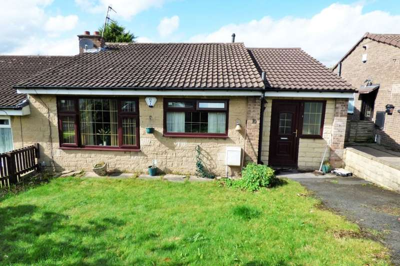 3 Bedrooms Semi Detached Bungalow for sale in Glenrose Drive, Bradford, BD7