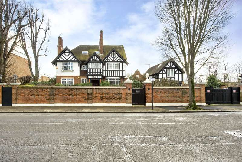 8 Bedrooms Detached House for sale in Hillcrest Road, Ealing, W5