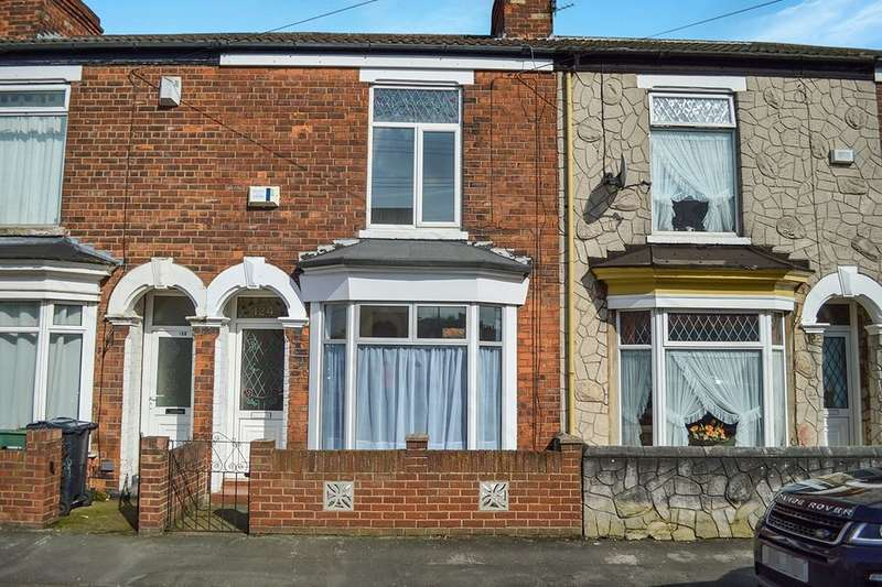 2 Bedrooms Terraced House for sale in Severn Street, Hull, HU8