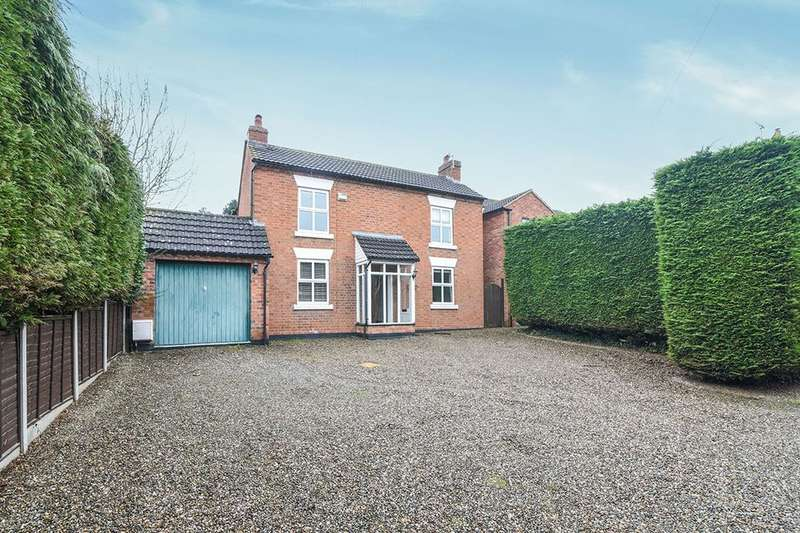 3 Bedrooms Detached House for sale in Worcester Road, Wychbold, Droitwich, WR9
