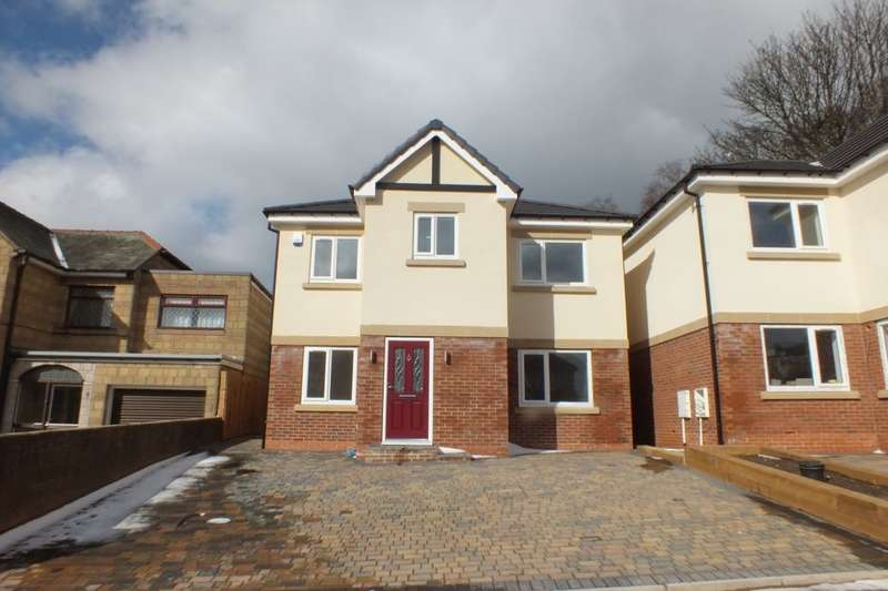 4 Bedrooms Detached House for sale in Westacres Crescent, Newcastle Upon Tyne, NE15