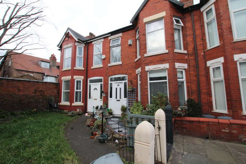3 Bedrooms Terraced House for sale in Sandheys Grove, Liverpool, L22