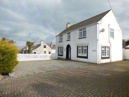 4 Bedrooms Detached House for sale in Moelfre, Sir Ynys Mon, Anglesey, LL72